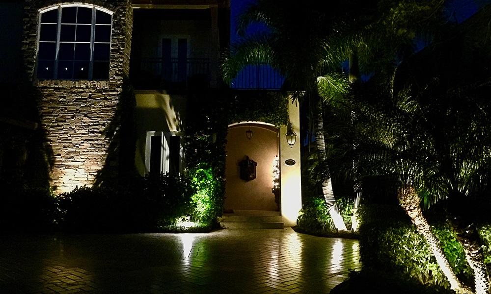 Landscape Lighting - Exterior Lighting